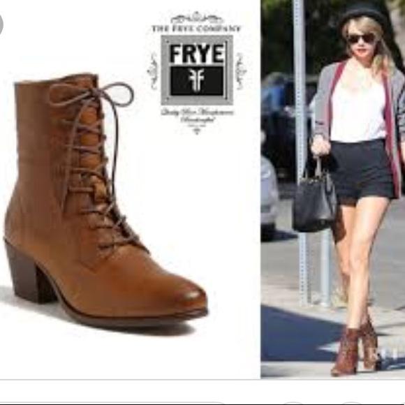 Frye Shoes | Frye Courtney Lace Up